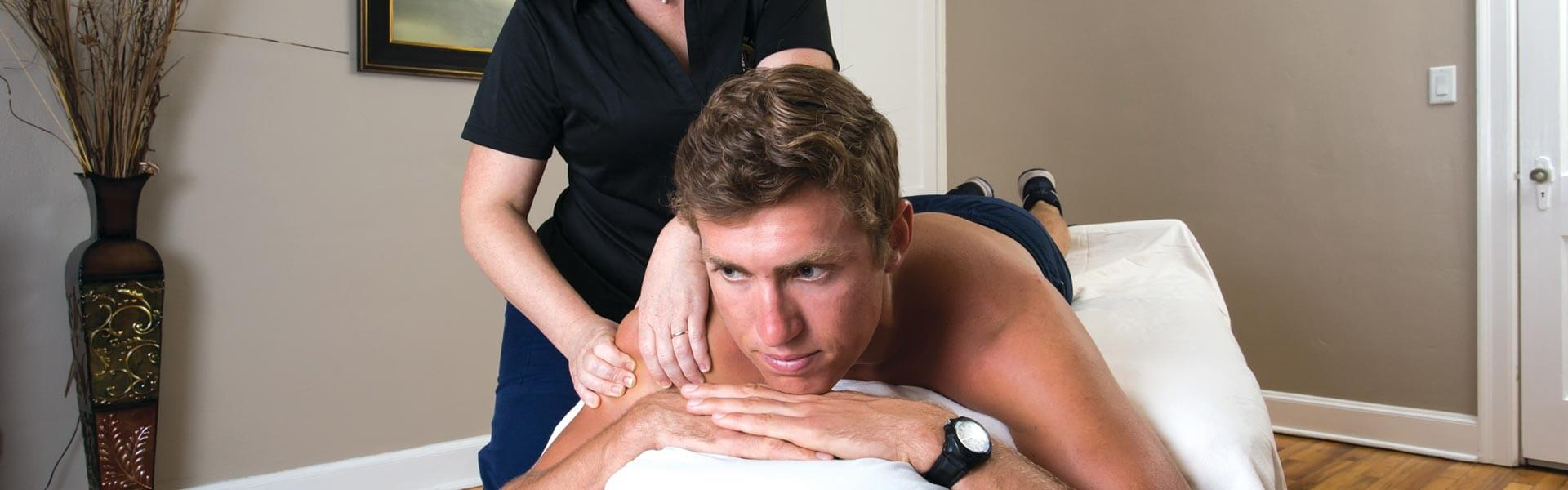active release technique and massage therapy